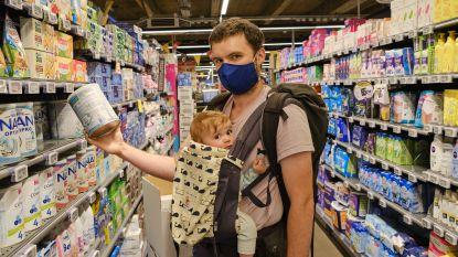 Vanaf zaterdag mondmaskers in alle winkels