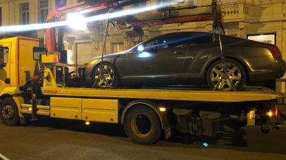 Bentley-rijder die 20.000 euro aan boetes verzamelt, moet auto inleveren bij politie