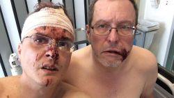 """Buren die twee Gentse homokoppels aanvielen, staan terecht voor gaybashing: """"Ik snijd je maag eruit, travestiet"""""""