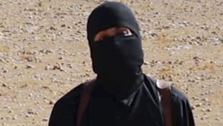 Mohammed Emwazi oftewel 'Jihadi John'. Beeld ap