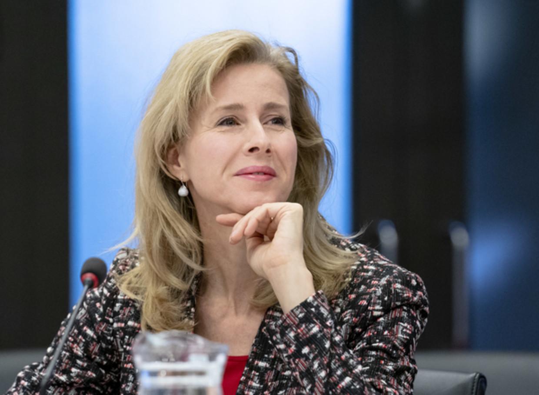 Staatssecretaris Mona Keijzer Beeld Freek van den Bergh