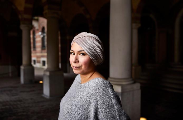 Jacqueline Echtermeijer: ,,Ik strijd voor gelijke kansen op de arbeidsmarkt, wie je ook bent, wat je ook doet, welke religie je ook aanhangt.''