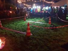 Honderden lopers vieren samen langste nacht in Vught