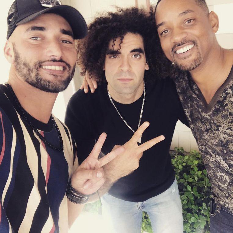 En of het plezant was op de set van regisseurs Bilall Fallah en Adil El Arbi. Superster Will Smith heeft niets dan lof voor hen.