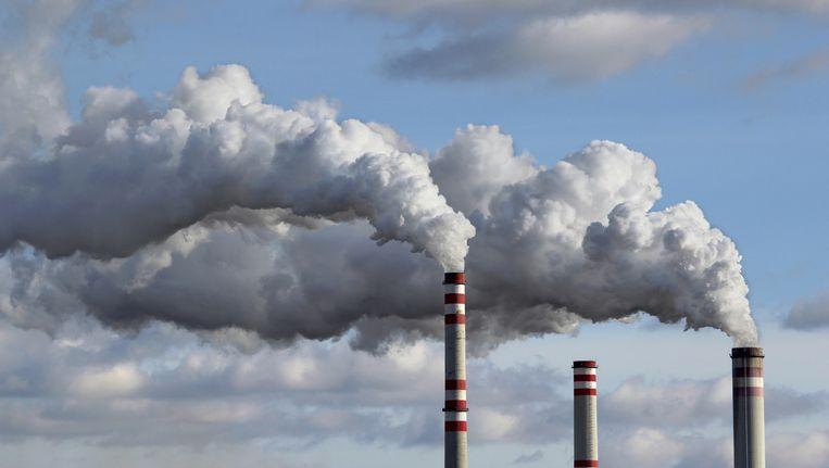 Afbeeldingsresultaat voor vervuilde lucht