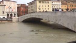 Ook Firenze getroffen door overstromingen