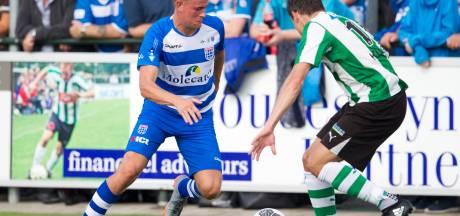 Benschop en Schet keren niet meer terug bij PEC Zwolle