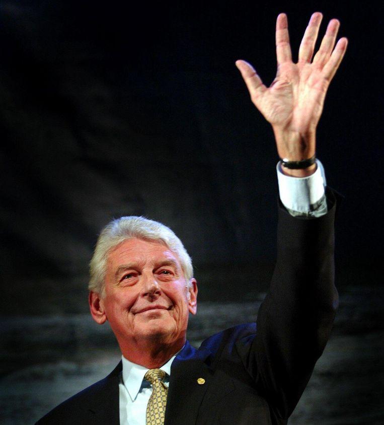 Kok beëindigde zijn Haagse loopbaan in 2002. Beeld anp