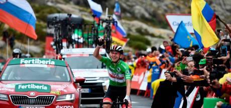 La Slovénie aux premières loges sur la Vuelta: l'étape pour Pagacar, la victoire finale pour Roglic