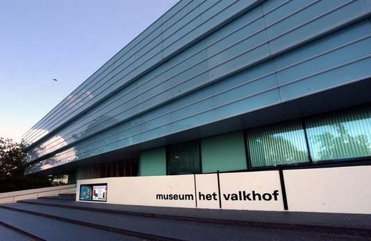 Museum Het Valkhof op archiefbeeld.