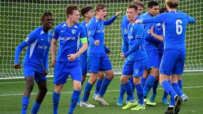 Stuntje in de Youth League: Genkse jeugd in slotseconden voorbij Liverpool