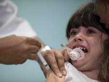 Uitbraak mazelen in Brazilië: 1200 besmettingen en zeker 6 doden