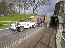 Koepoortbrug in Woudrichem is weer bruikbaar