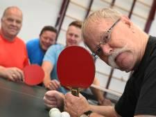 'Tafeltennisvereniging SER80 heeft heel trouwe leden'