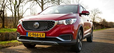 Test MG ZS: elektrische SUV met een verrassend scherpe prijs