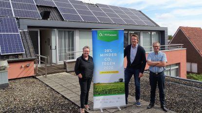Gemeente neemt 212 nieuwe zonnepanelen in gebruik
