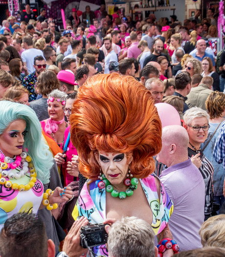 Tilburg viert Roze Maandag!
