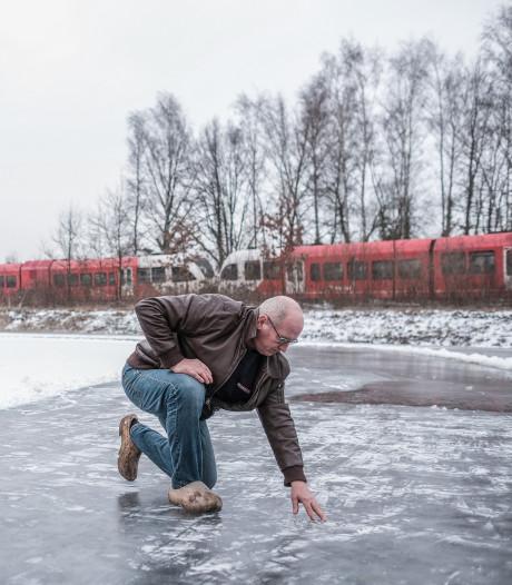 Schaatsers moeten wellicht nóg een winter wachten op nieuwe Winterswijkse ijsbaan