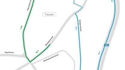 Werfzone op de Vesten verschuift naar kruispunt met de Beauduinstraat
