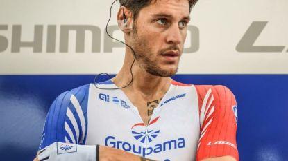 FDJ-renner Guarnieri ontsnapt uit hotelkamer in Abu Dhabi