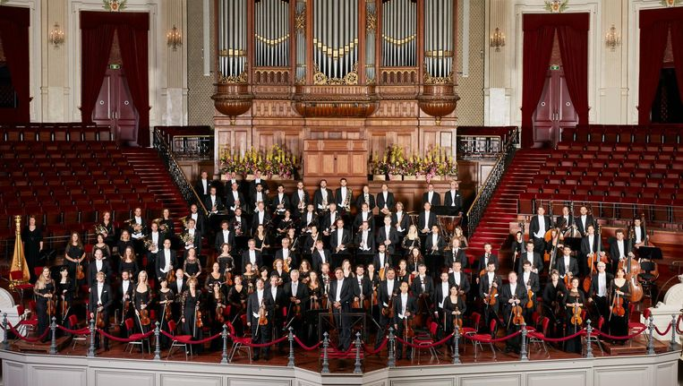 Het Concertgebouworkest betaalt niet de hoogste salarissen Beeld Anne  Dokter/Royal Concertgebouw Orchestra