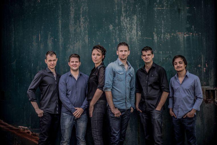 De Leuvense band Frimout blijft aan de muzikale weg timmeren en lanceert dit weekend een nieuwe EP.