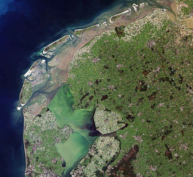 Het zijn kleine gemeenten, maar de belangen zijn groot. De Waddeneilanden zijn werelderfgoed. Beeld RV
