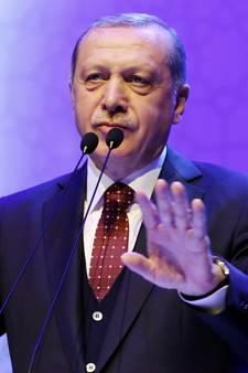 Erdogan ziet ook vijanden bij IOC
