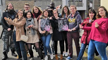 Jongerenkunstgroep ELEMENT op de planken met 'Lord of the Flies'
