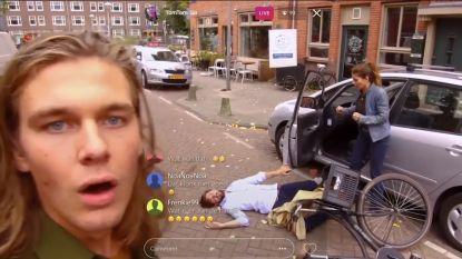 "Nederlandse Rode Kruis: ""Stop met filmen ongeval en bied slachtoffers hulp"""