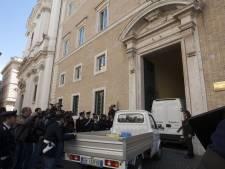Vermist meisje niet gevonden in graf Italiaanse maffiabaas