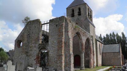 Romaans kerkje vormt decor voor eerste 'Reveil' in Oudenburg