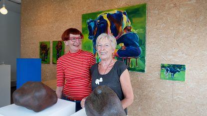 Kunstenaars uit Puurs en Sint-Amands stellen samen tentoon in Factum