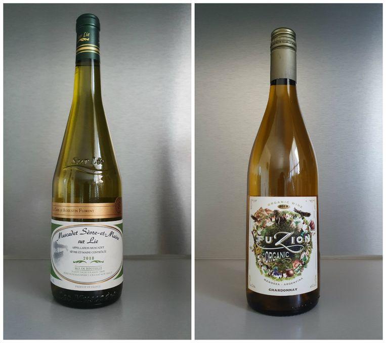 Muscadet Sèvre-Et-Maine, Augustin Florent en Fuzion Organic