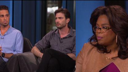 """VIDEO. Slachtoffers seksueel misbruik Michael Jackson bij Oprah: """"Ik besefte niet dat er iets slecht kon zijn aan Michael"""""""
