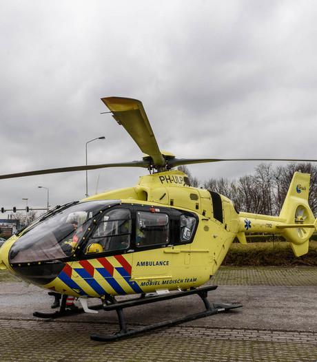 Man zwaargewond na val van 8 meter bij kunstijsbaan in Breda
