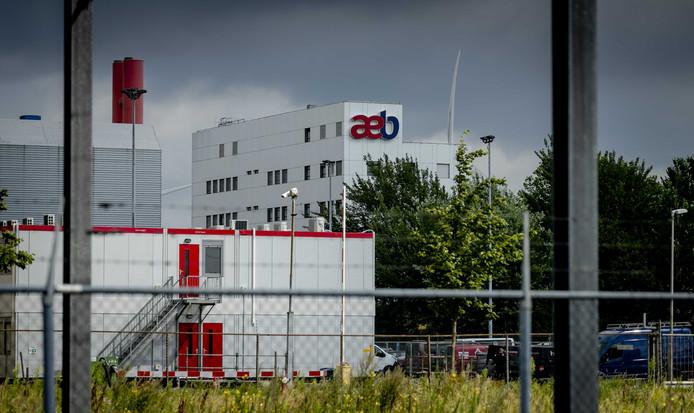 Het Amsterdamse Afval Energie Bedrijf (AEB).