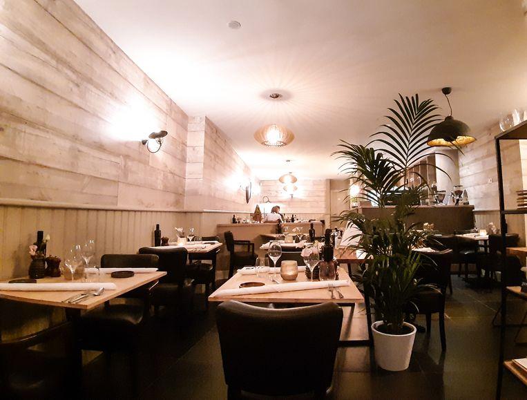 BLunch restaurant Zele - het interieur