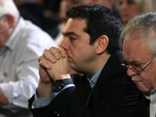 """La faute de Tsipras: """"Ça ne se fait pas dans l'Eurogroupe"""""""