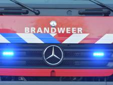 Brand in woning in Breskens snel onder controle