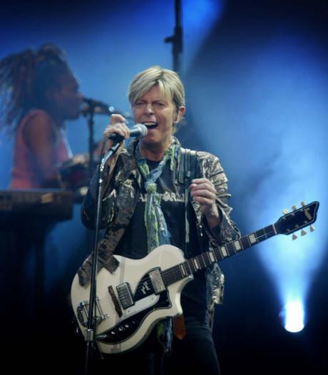 Eerste studio-opname David Bowie onder de hamer