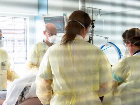 Sprankje hoop: minder nieuwe coronapatiënten op de intensive care