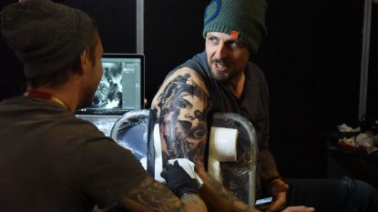 Dit was International Brussels Tattoo Convention 2019
