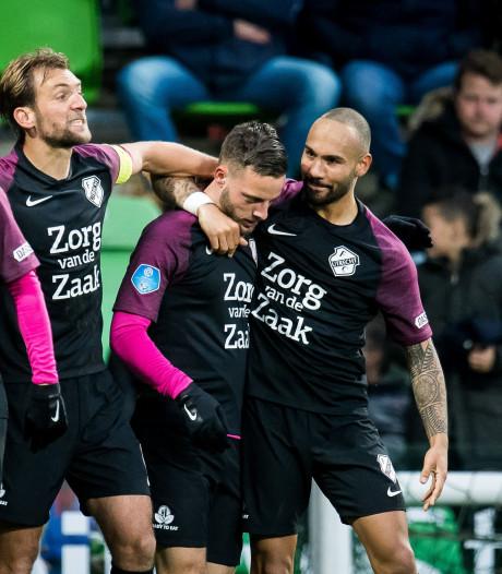 FC Utrecht weet dankzij zege in Groningen weer wat winnen is
