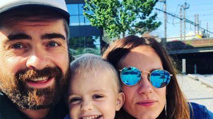 """""""Mijn enige focus: dat virus uit ons huis houden"""": Pedro Elias maakt zich zorgen over zijn zoontje Rover (4), die chemo krijgt"""