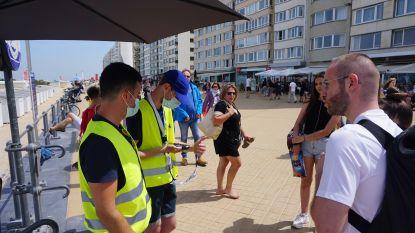 Oostende start opnieuw aanmeldingssysteem op voor drukste stranden vanaf donderdag
