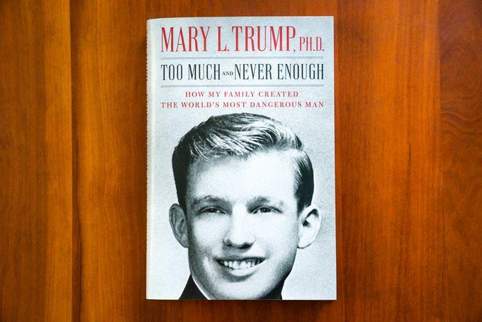 Het boek van Mary Trump.