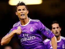 Ronaldo blijft: 'Ik wil nog meer prijzen winnen met Real Madrid'