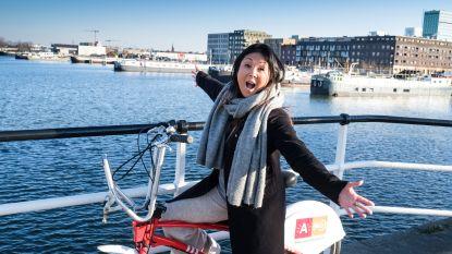Het Antwerpen van 'Over Water': op de fiets langs locaties uit de tv-reeks