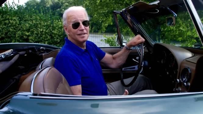 Joe Biden bezit deze sportwagen al 53 jaar, maar als president mag hij er niet meer mee rijden